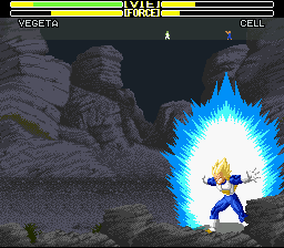 Dragon Ball Z - La Legende Saien -  - User Screenshot